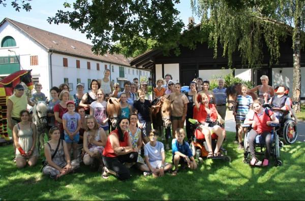 Sommerfest - Reiterverein